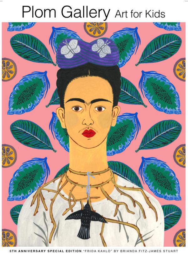 """""""Frida"""" (Brianda-Fitz-James-Stuart) – Póster"""