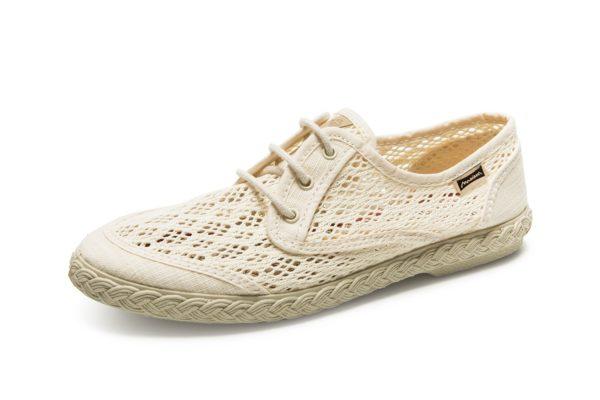 """Sneakers """"Pepa Rejilla"""" BEIGE"""
