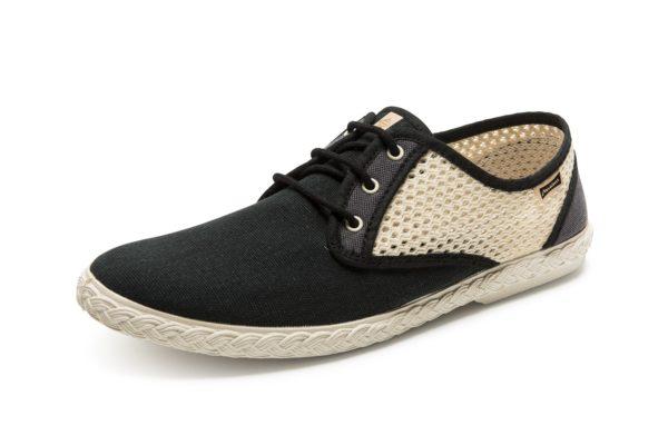 "Sneakers ""Sisto Combi"" Black"