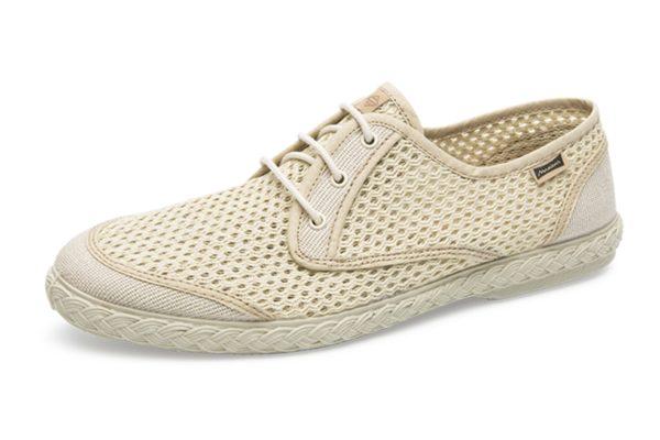 """Sneakers """"Sisto Rejilla"""" Beige"""