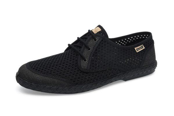 "Sneakers ""Sisto Rejilla"" Black"