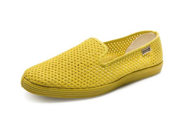 """Loafers """"Sulpicio Rejilla"""" Pistacho"""