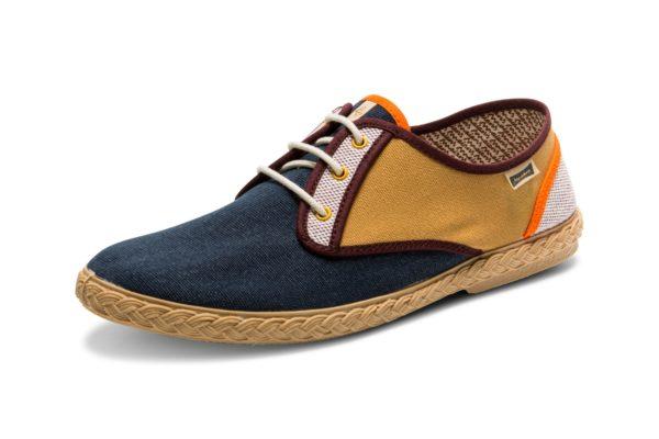 "Sneakers ""Sisto Combi"" Mustard"