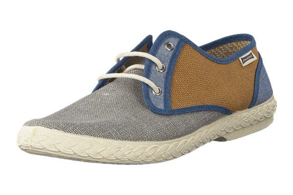 "Sneakers ""Sisto Combi"" Pecan White"