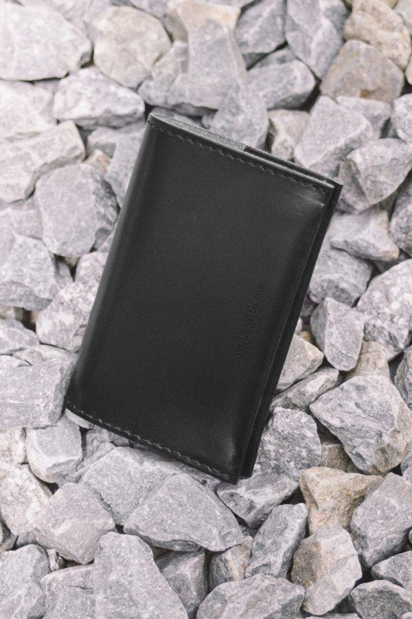 Bill Fold Wallet Negro