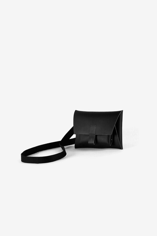 Bolso Kangaroo Belt Bag Negro
