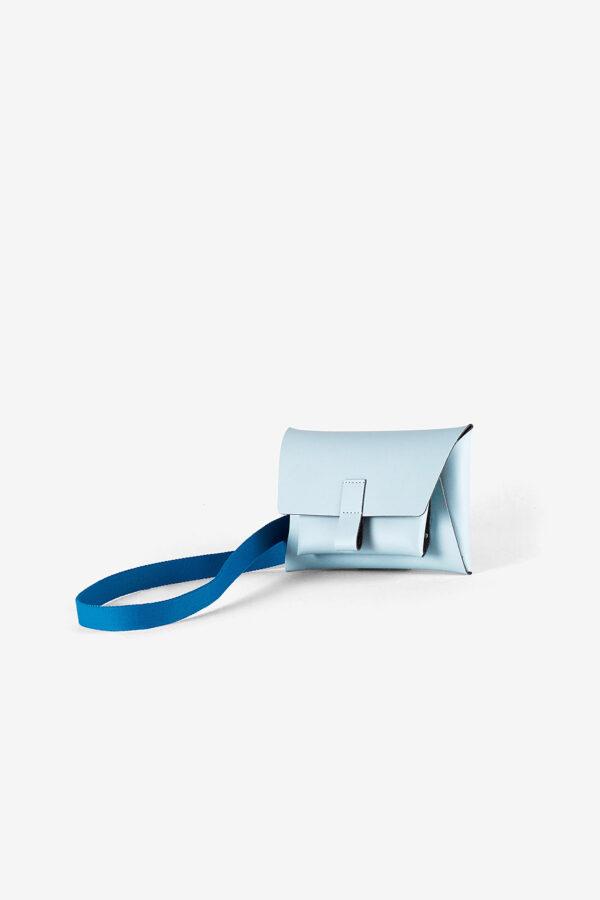 Bolso Kangaroo Belt Bag  Azul Claro