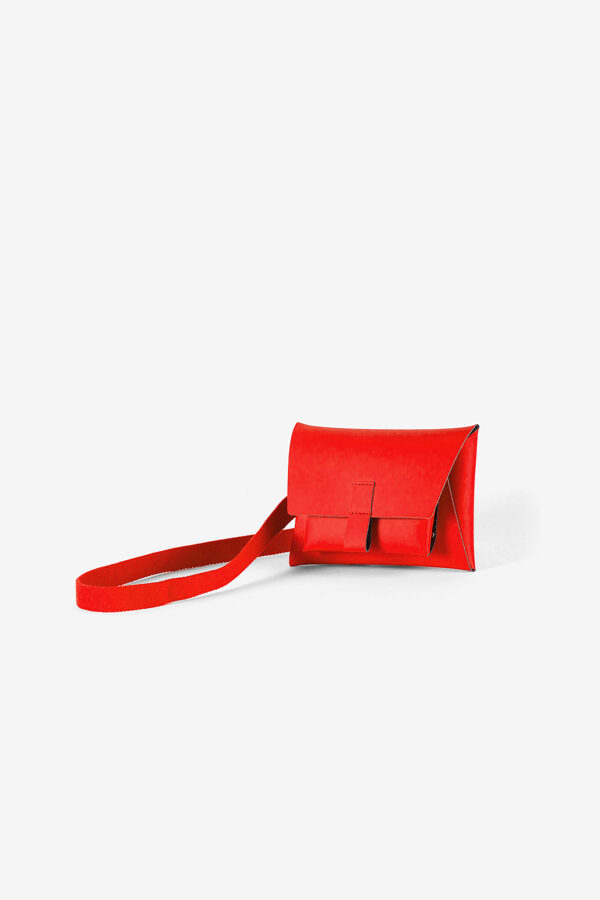 Bolso Kangaroo Belt Bag Rojo