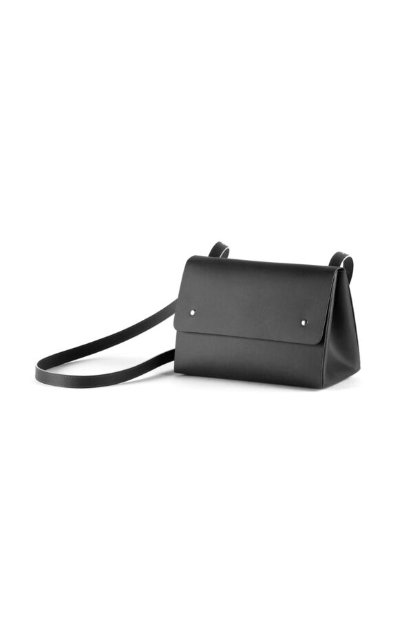 Bolso Triangle Bucket II Negro