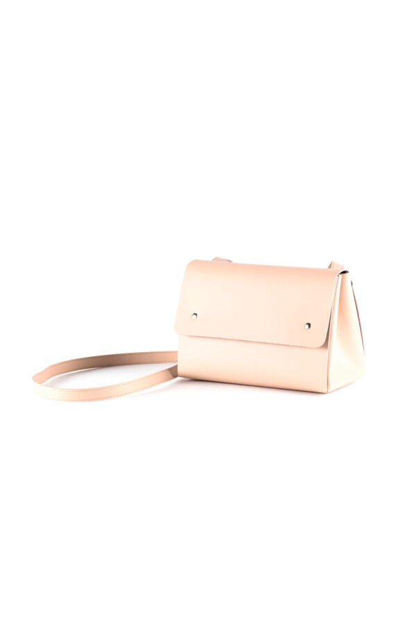 Bolso Triangle Bucket II Camel