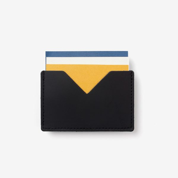 Cartera Triangle Wallet Negro