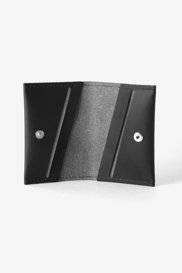 Cartera Bill Fold Wallet Negro