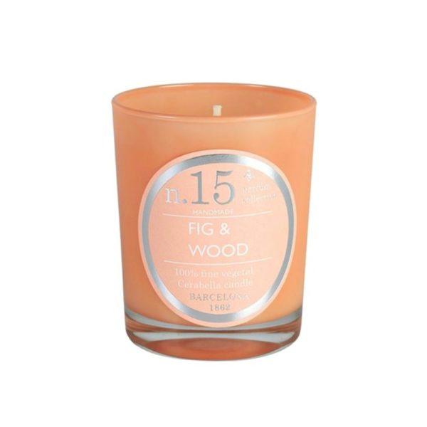 Vela perfumada Fig & Wood