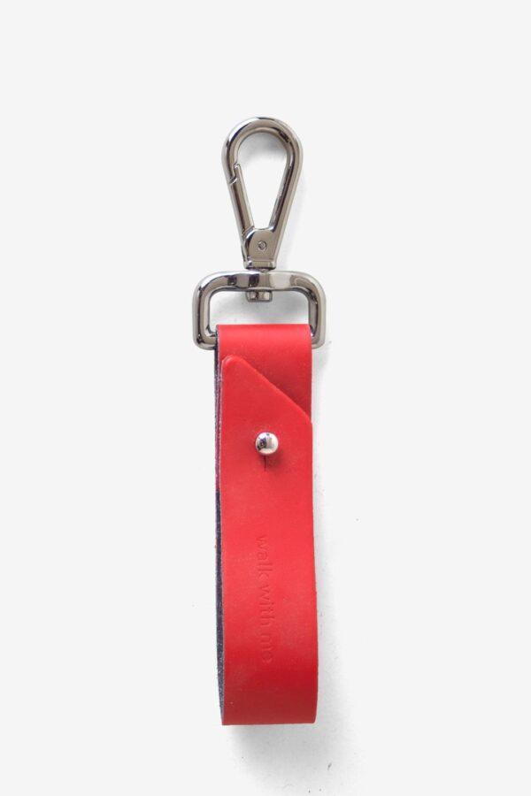 Llavero Key Fob Rojo