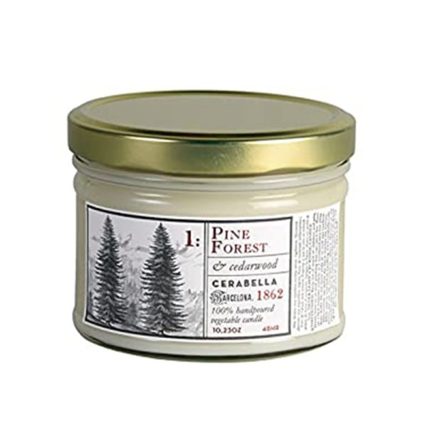 Candle Jar – Pine Forest