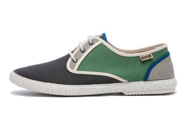 "Sneakers ""Sisto Combi"" Green"