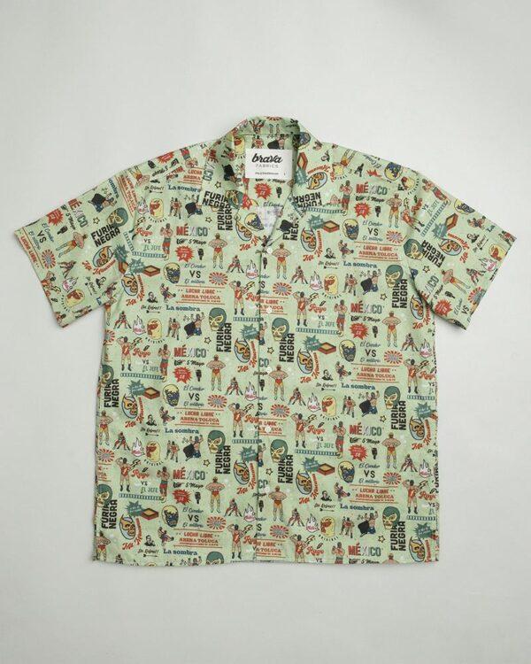 "Camisa ""ALOHA"" Lucha Libre"