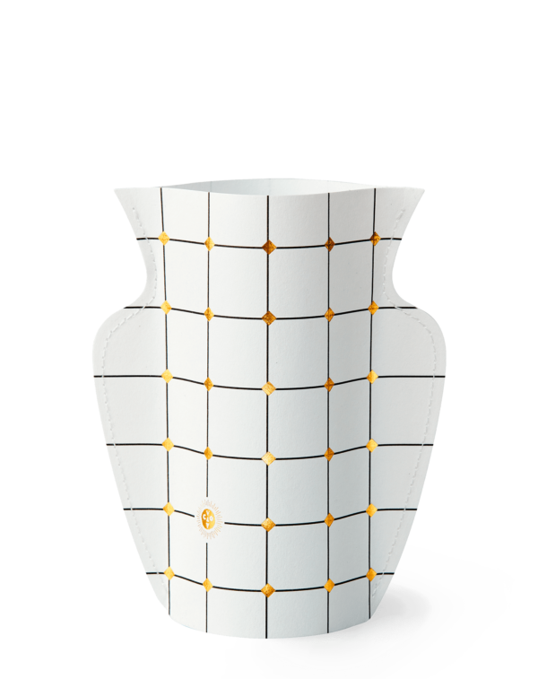 Mini-jarrón LIDO WHITE