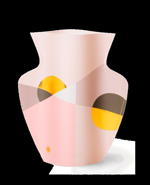 Mini-jarrón SIENA PINK